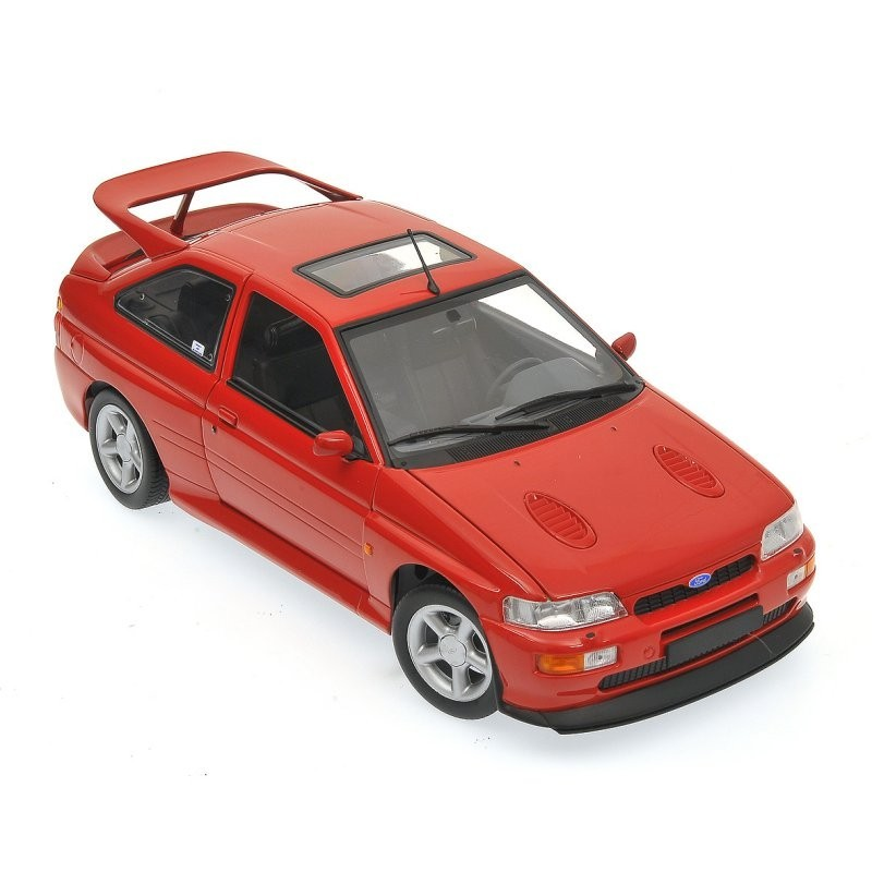 Ford Escort RS Cosworth 1992 Rouge Minichamps 150089021