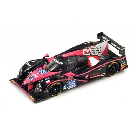 Ligier JS P2 Nissan 35 24 Heures du Mans 2015 Spark S4650