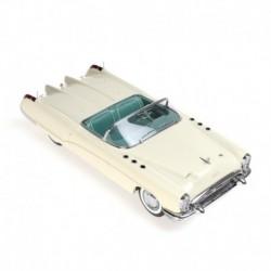 Buick Wildcat 1 Concept 1953 Blanche Minichamps 107141330