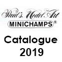 Catalogue Minichamps 2019