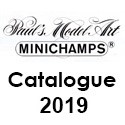 Catalogue Minichamps 2019